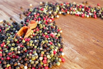 Pepper: benefits and virtues